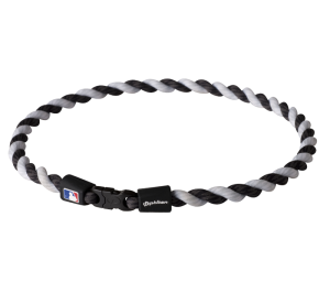 MLB TORNADO NECKLACE BLACK/WHITE