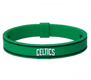 BOSTON CELTICS TITANIUM TEAM BRACELET