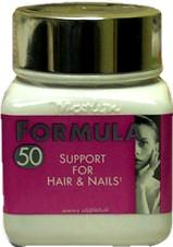 FORMULA 50 100 Softgels