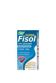 SUPER FISOL FISH OIL 90 Sfgels