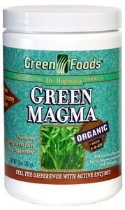 GREEN MAGMA BARLEY 11 oz.