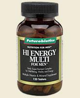 HI-ENERGY MULTI FOR MEN 120 Tabs