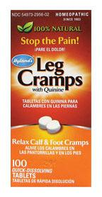 HYLANDS LEG CRAMP WITH QUININE