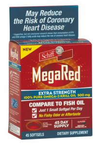 MEGARED EXTRA STRENGTH OMEGA-3 KRILL OIL 500 MG