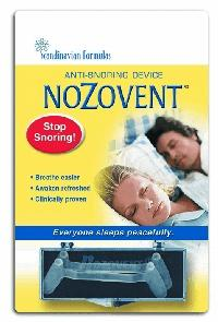 NOZOVENT ANTI-SNORING DEVICE 2-Pack