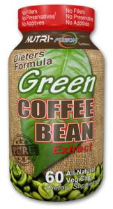 NUTRI FUSION GREEN COFFEE BEAN EXTRACT 800 MG