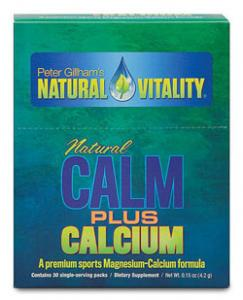 NATURAL CALM PLUS CALCIUM ORIGINAL 30 PACKETS