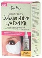 COLLAGEN FIBRE EYE PAD KIT with MYOXINAL 4 Pairs