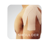 tape shoulder